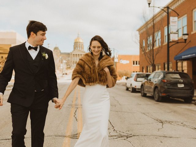Kayla and Matt's Wedding in Des Moines, Iowa 11