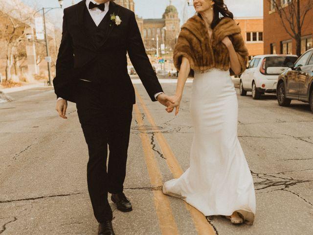 Kayla and Matt's Wedding in Des Moines, Iowa 12