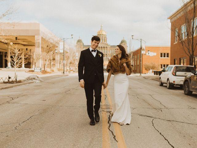 Kayla and Matt's Wedding in Des Moines, Iowa 15