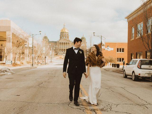 Kayla and Matt's Wedding in Des Moines, Iowa 16