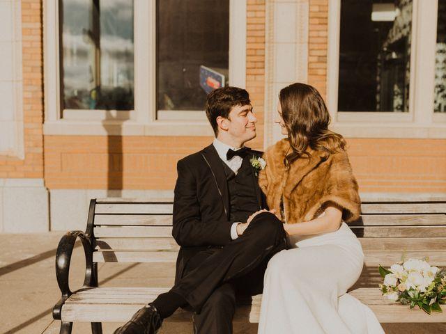 Kayla and Matt's Wedding in Des Moines, Iowa 21