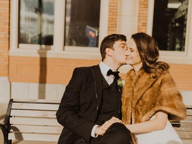 Kayla and Matt's Wedding in Des Moines, Iowa 22