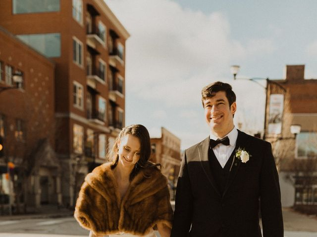 Kayla and Matt's Wedding in Des Moines, Iowa 46