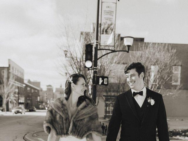 Kayla and Matt's Wedding in Des Moines, Iowa 48