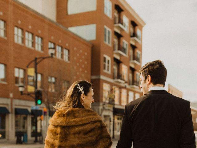Kayla and Matt's Wedding in Des Moines, Iowa 52