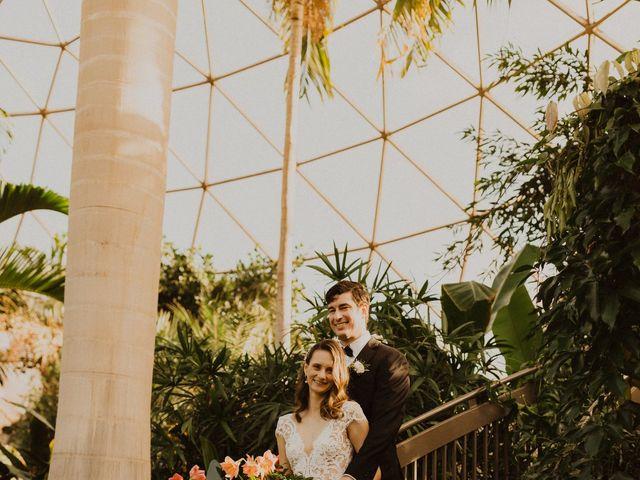 Kayla and Matt's Wedding in Des Moines, Iowa 87