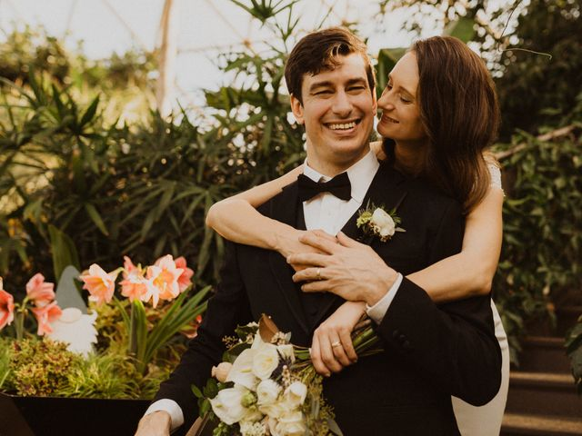 The wedding of Matt and Kayla