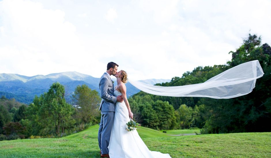 Galen  and Alexandra 's Wedding in Waynesville, North Carolina