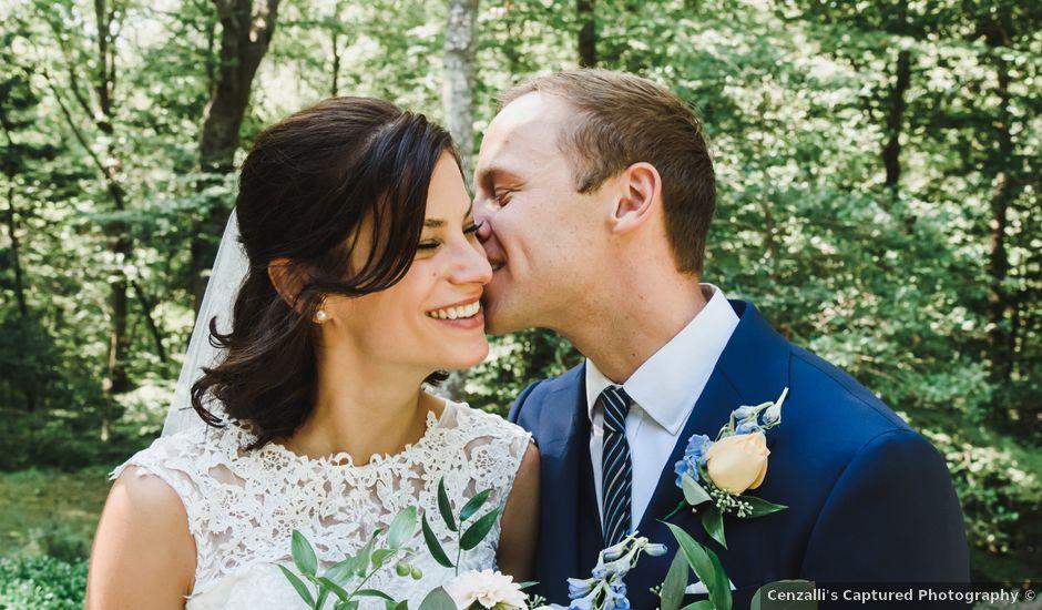 Alex and Lara's Wedding in Spring Grove, Virginia