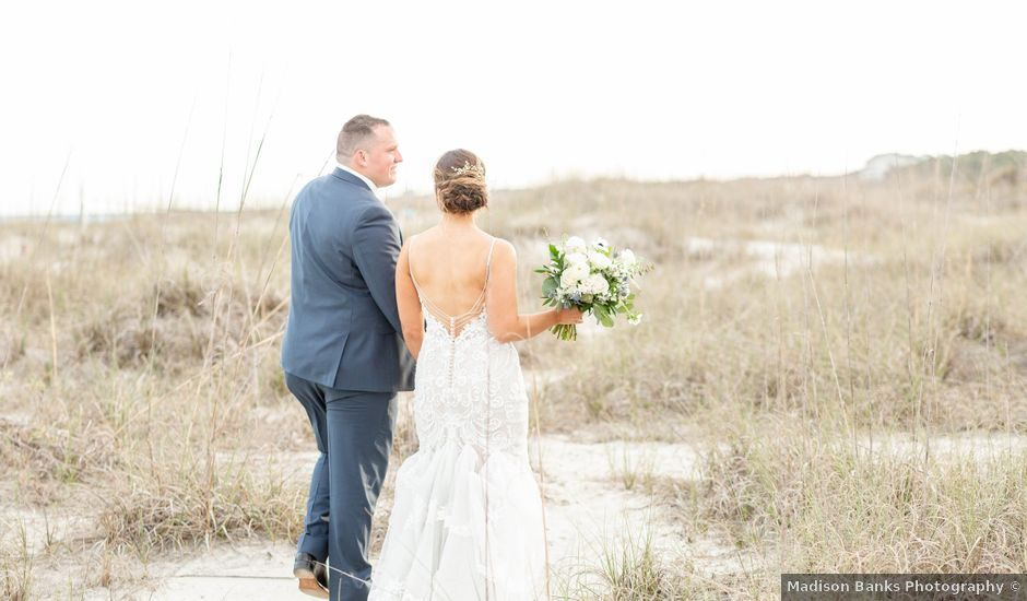 Justin and Kelsi's Wedding in Hilton Head Island, South Carolina
