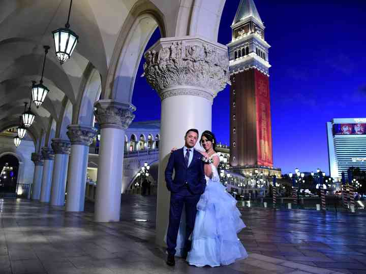 The wedding of Nasim and Jamshid