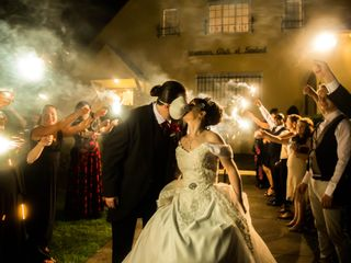 The wedding of Jason and Kayleigh