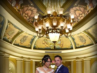 The wedding of Nasim and Jamshid 3