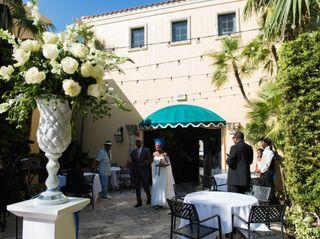 Curtis and Isabel's Wedding in Boynton Beach, Florida 3