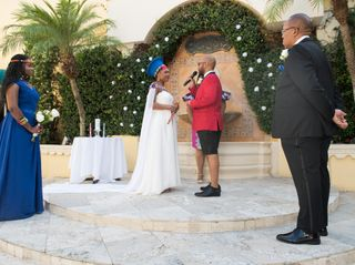 The wedding of Isabel and Curtis 3