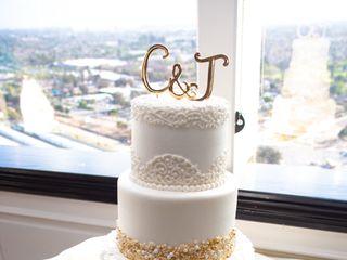 The wedding of Cyrita  and John S.  1