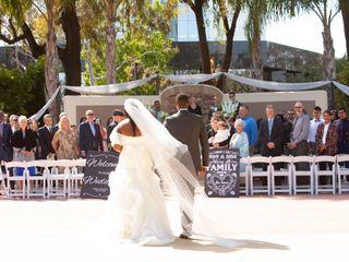 The wedding of Cyrita  and John S.  3