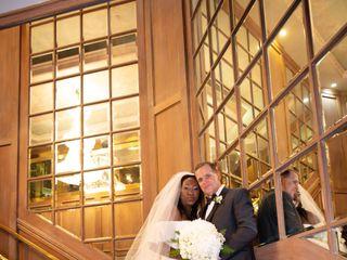 The wedding of Cyrita  and John S.  2