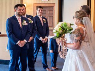 The wedding of Alysa and Benjamin 1