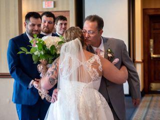 The wedding of Alysa and Benjamin 2