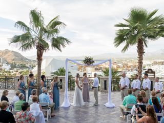 The wedding of Molly and Jordan 1