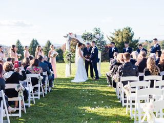 The wedding of Kaitlin and Chase 1