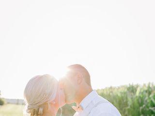 The wedding of Ryan and Alexandra 1