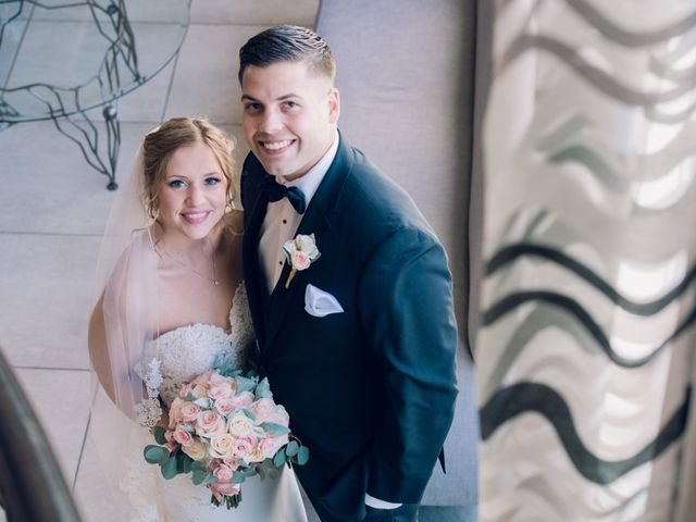 The wedding of Joseph and Emily
