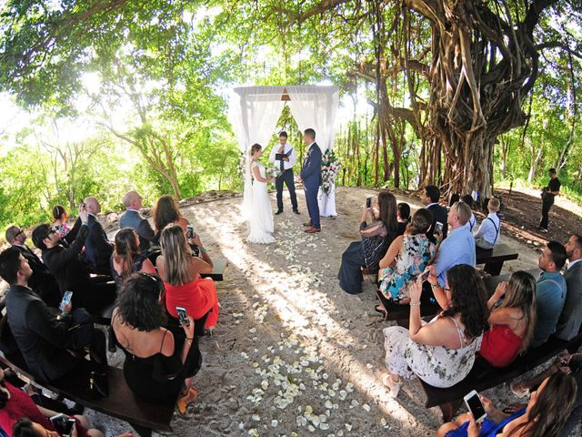 Ruben and Marilyn's Wedding in Playa Conchal, Costa Rica 2
