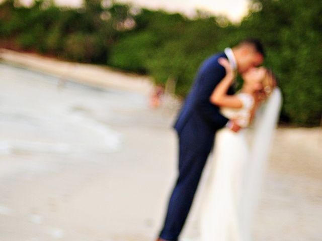 Ruben and Marilyn's Wedding in Playa Conchal, Costa Rica 14