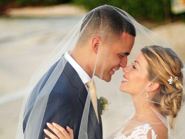 Ruben and Marilyn's Wedding in Playa Conchal, Costa Rica 15