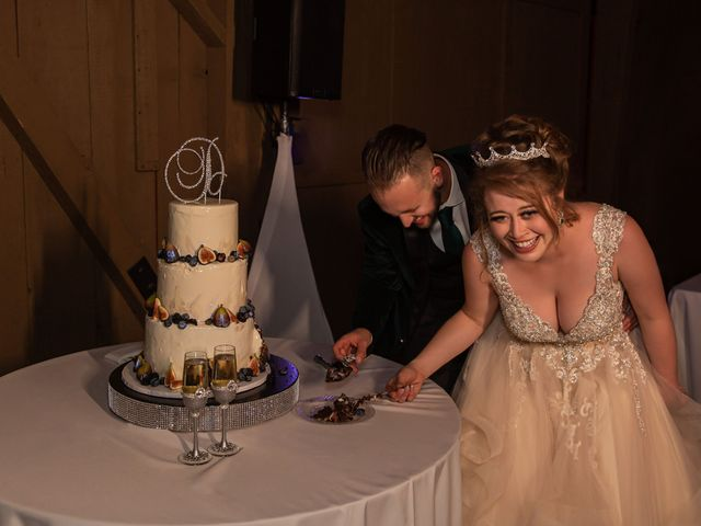 Daniala and Cooper's Wedding in Camarillo, California 8