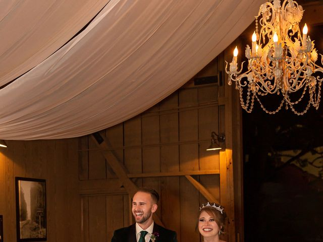 Daniala and Cooper's Wedding in Camarillo, California 14