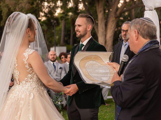 Daniala and Cooper's Wedding in Camarillo, California 24