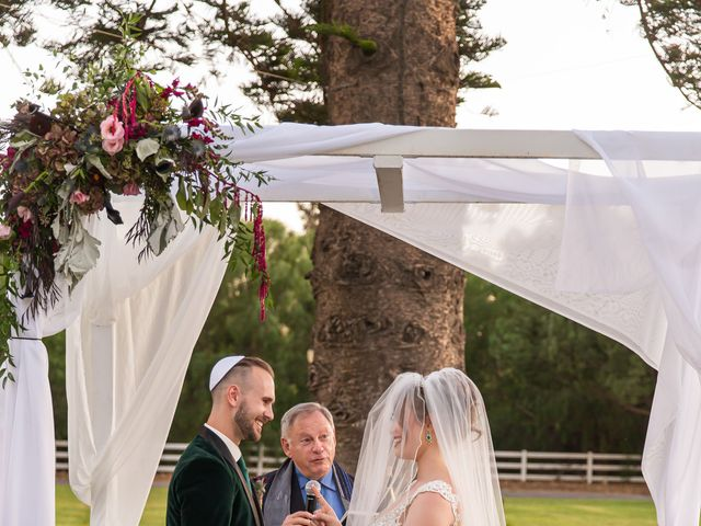 Daniala and Cooper's Wedding in Camarillo, California 25