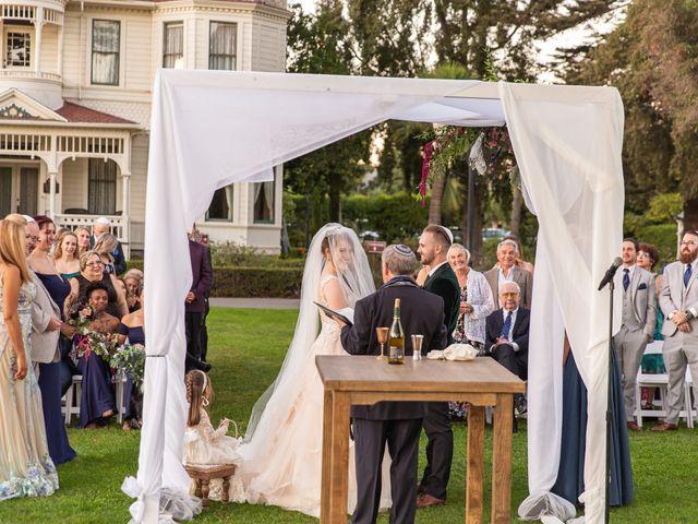 Daniala and Cooper's Wedding in Camarillo, California 27