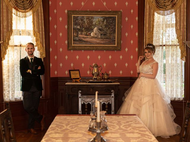 Daniala and Cooper's Wedding in Camarillo, California 32