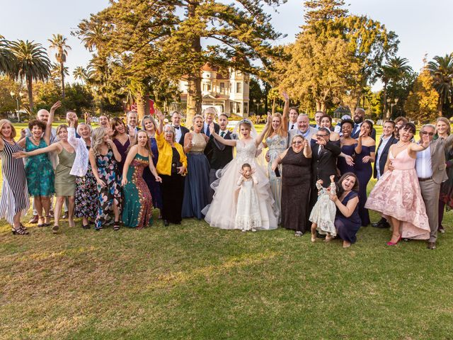 Daniala and Cooper's Wedding in Camarillo, California 38