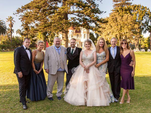 Daniala and Cooper's Wedding in Camarillo, California 39