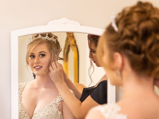 Daniala and Cooper's Wedding in Camarillo, California 56