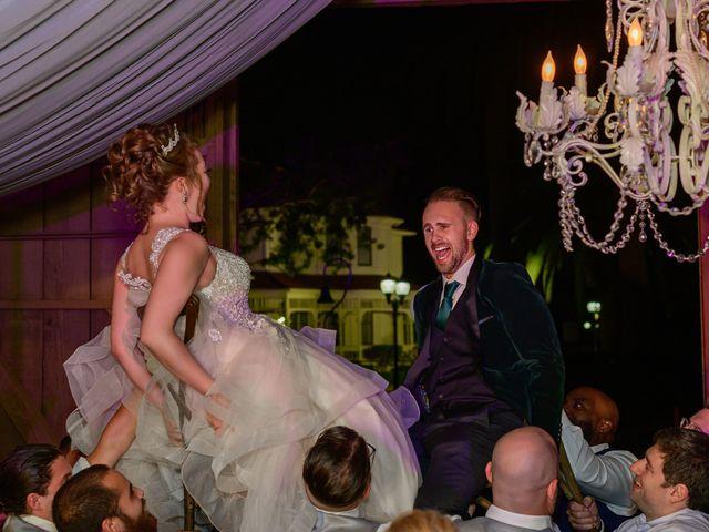 Daniala and Cooper's Wedding in Camarillo, California 66