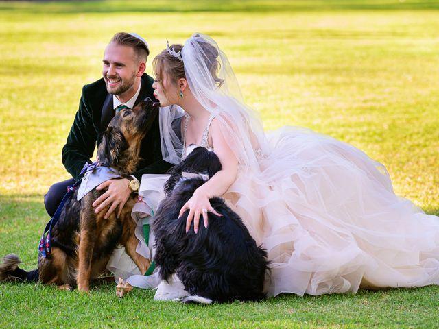 Daniala and Cooper's Wedding in Camarillo, California 72