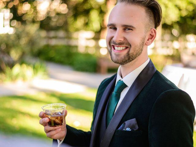 Daniala and Cooper's Wedding in Camarillo, California 73