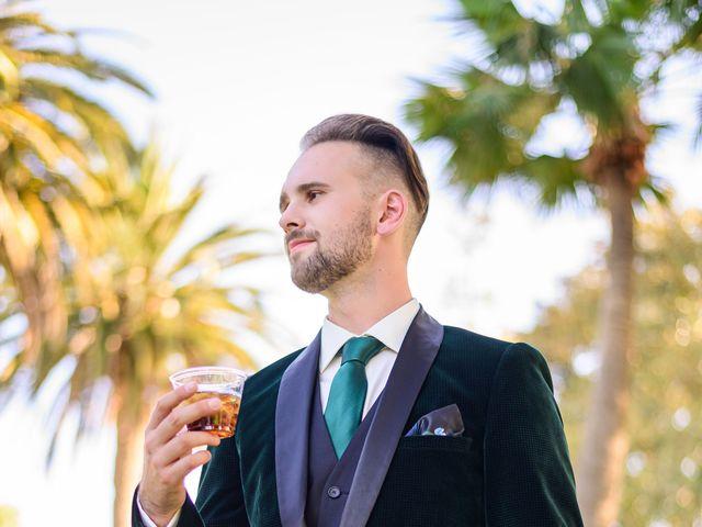 Daniala and Cooper's Wedding in Camarillo, California 74