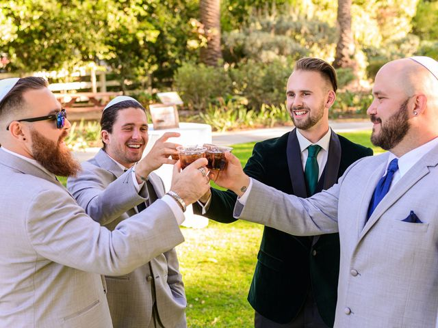 Daniala and Cooper's Wedding in Camarillo, California 75
