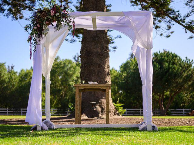 Daniala and Cooper's Wedding in Camarillo, California 81