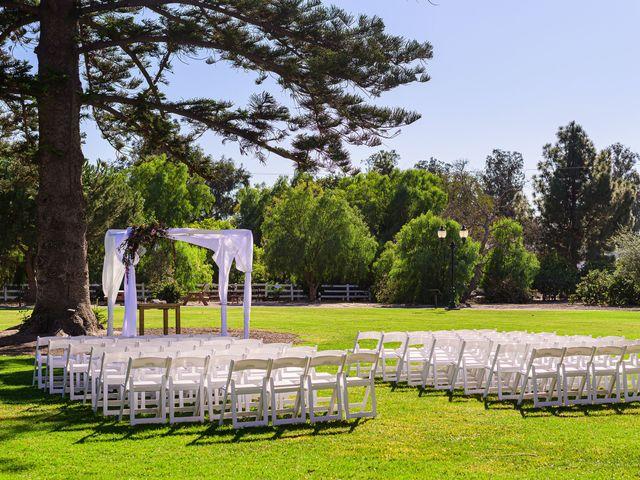 Daniala and Cooper's Wedding in Camarillo, California 83