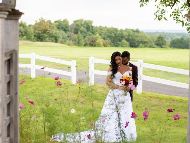 The wedding of Nadia and Kevin