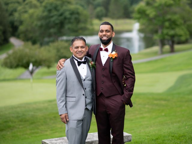 Kevin and Nadia's Wedding in Albany, New York 6