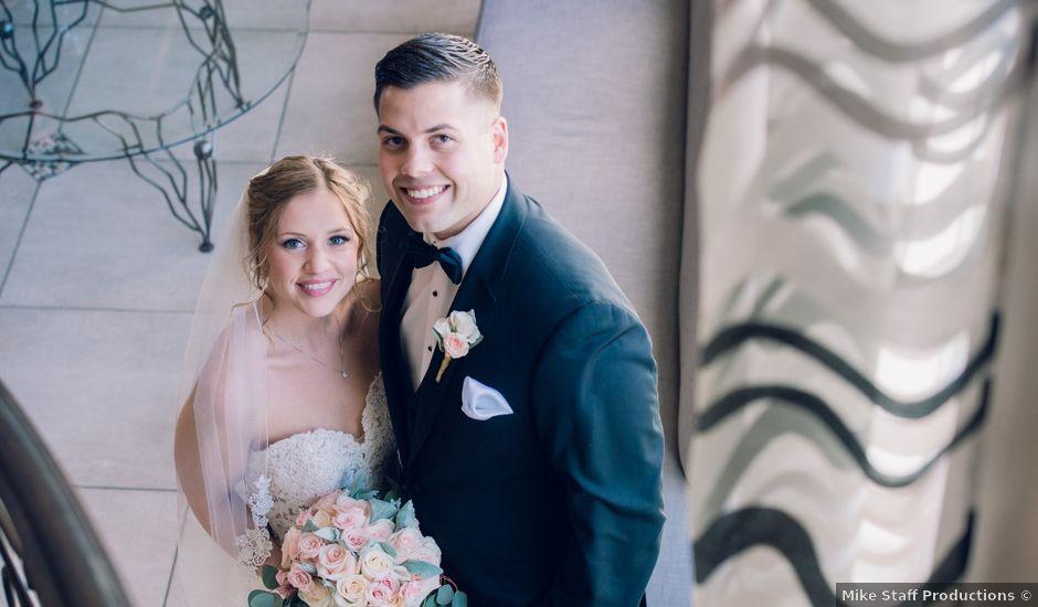 Emily and Joseph's Wedding in Elk Grove Village, Illinois